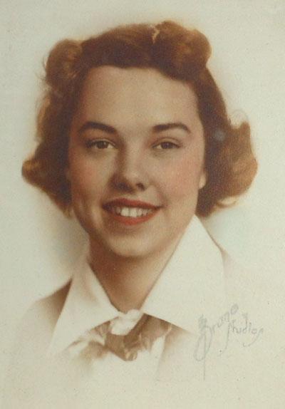 In Memoriam: Eileen Worthington 1919-2012
